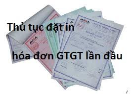 Dịch vụ in hóa đơn