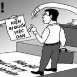 Quy định về thủ tục giải quyết tranh chấp lao động cá nhân